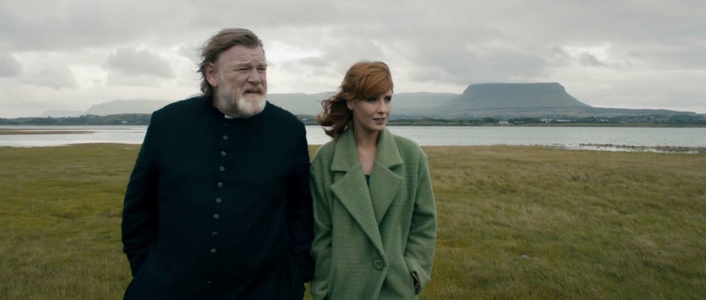 Still from  Calvary  (2014)