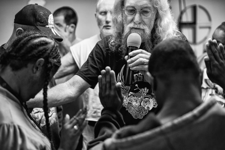 Pastor Steve Upshur
