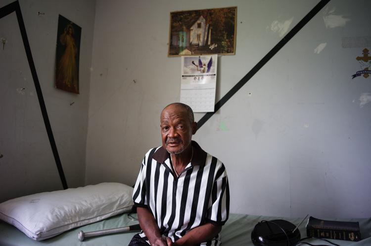Harris in residency