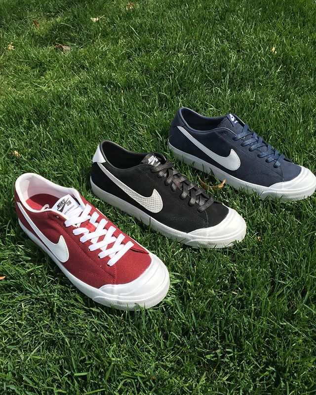 Lots of awesome new shoes in the shop this week like these @nikesb #CoryKennedy kicks! They are so good! We also just marked tons of great shoes down so get down here this weekend and check em out!