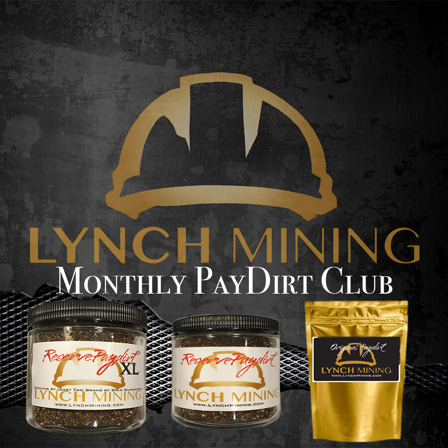Lynch Mining Monthly gold Paydirt Club Arizona.jpg