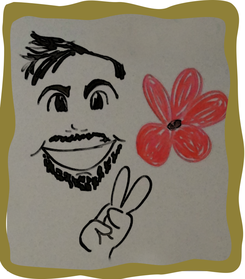"This Isn't a book but a fun picture done by the Red Pen of me.  Just saying, ""Phew! All done!"" Though clicking through will of course get you to my  YouTube Gaming page.  SHAMELESS PLUG!!! ^ ^"