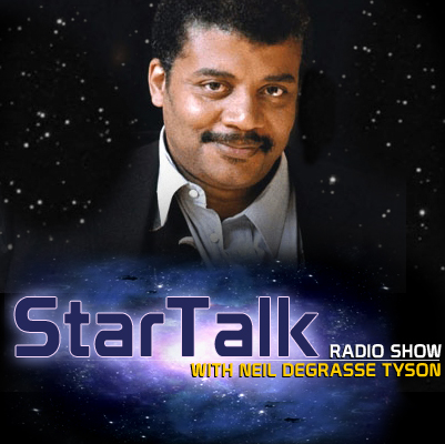 Science meets comedy and pop culture on StarTalk Radio! Astrophysicist and Hayden Planetarium director Neil deGrasse Tyson, his comic co-hosts, guest celebrities and scientists discuss astronomy, physics, and everything else about life in the universe.