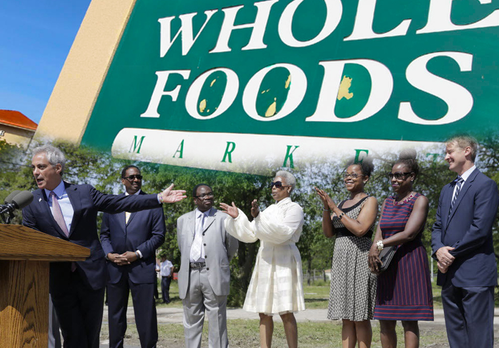 "Episode 69: Whole Foods, Race and the Englewood Food Desert<a href=""https://bit.ly/1Q5vdYM"">Listen →</a></p>"