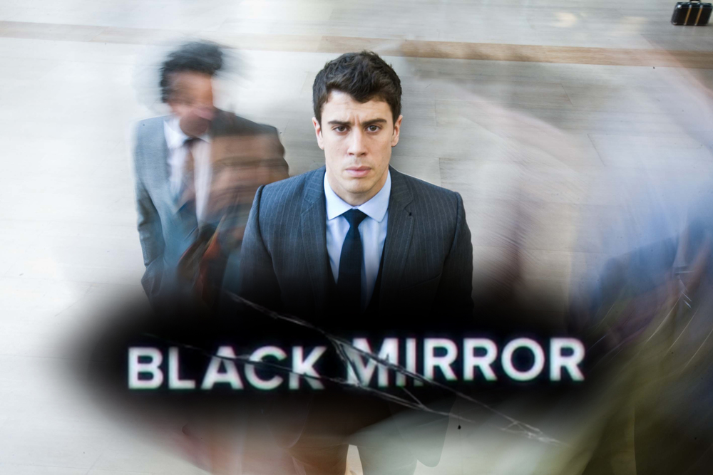 "Episode 56: Black Mirror, Part I<a href=""http://www.strideandsaunter.com/new-blog/2015/9/26/episode-56-black-mirror-part-i"">Listen →</a></p>"