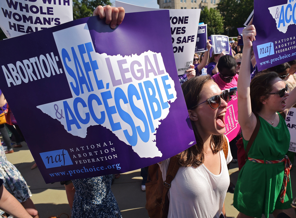 "Episode 103: TRAP Laws and Abortion Rights<a href=""http://www.strideandsaunter.com/new-blog/2016/7/18/episode-103-trap-laws-and-abortion-rights"">Listen →</a></p>"