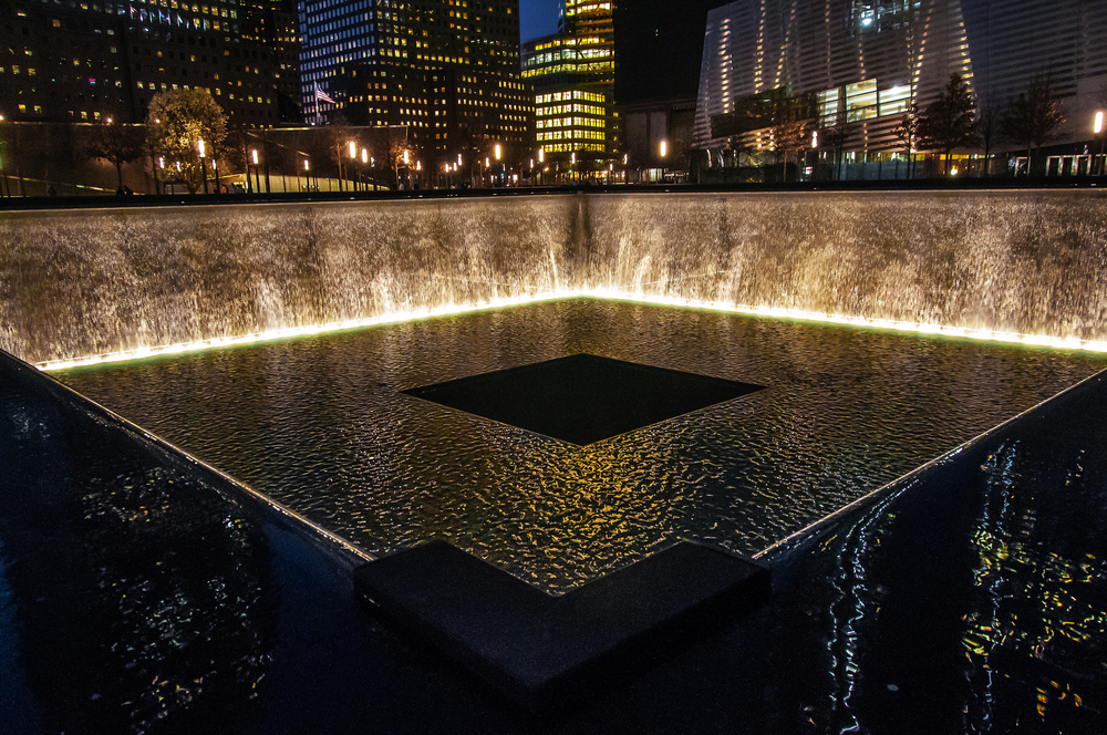 "Episode 104: The American Response to September 11<a href=""http://www.strideandsaunter.com/new-blog/2016/8/2/episode-104-the-american-response-to-september-11"">Listen →</a></p>"