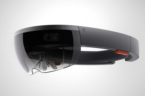 "Episode 29: The Microsoft HoloLens and Augmented Reality<a href=""http://www.strideandsaunter.com/new-blog/2015/3/13/episode-29-the-microsoft-hololens"">Listen →</a></p>"