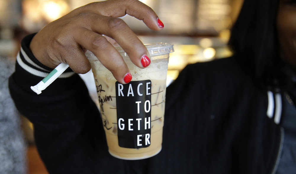 "Episode 37: Starbucks' 'Race Together' Campaign<a href=""http://www.strideandsaunter.com/new-blog/2015/5/20/episode-37-starbucks-race-together-campaign"">Listen →</a></p>"