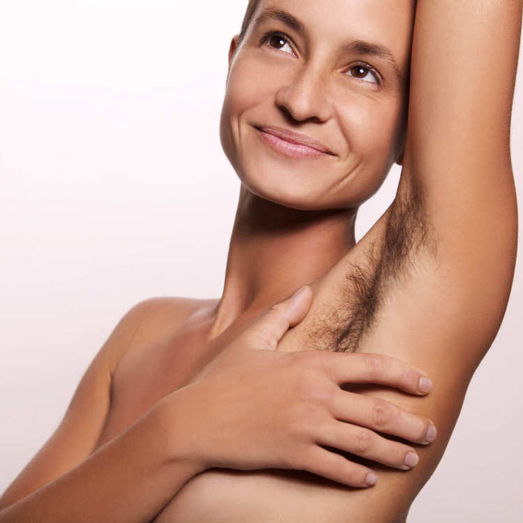 "Episode 44: Social Implications of Body Hair<a href=""http://www.strideandsaunter.com/new-blog/2015/6/18/episode-44-social-implications-of-body-hair"">Listen →</a></p>"