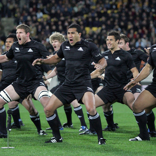 "Episode 50: The Haka and Cultural Appropriation<a href=""http://www.strideandsaunter.com/new-blog/2015/6/18/episode-50-the-haka-and-cultural-appropriation"">Listen →</a></p>"
