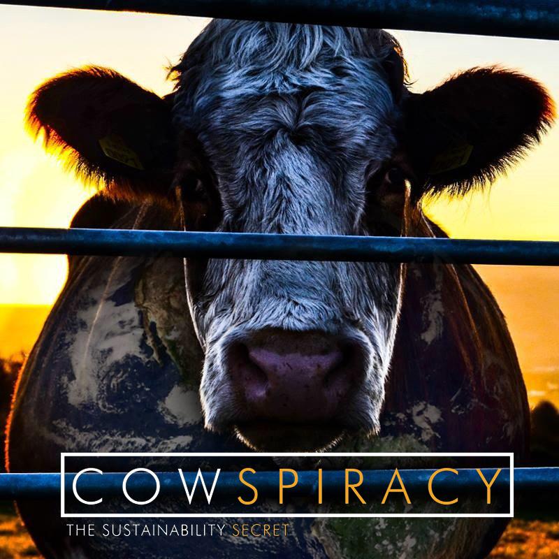 """Episode 154: Cowspiracy<a href=""""http://www.strideandsaunter.com/new-blog/2017/6/30/episode-154-cowspiracy"""">Listen →</a></p>"""
