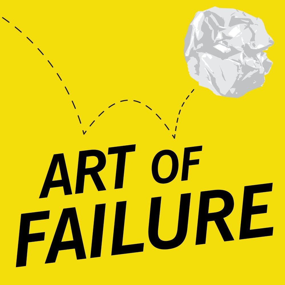 Everyone has a story about failure; even successful people. Listen to frank discussions with artists, executives, entrepreneurs, actors, entertainers, and more, about failures of all sorts and how they turned their failures into successes.