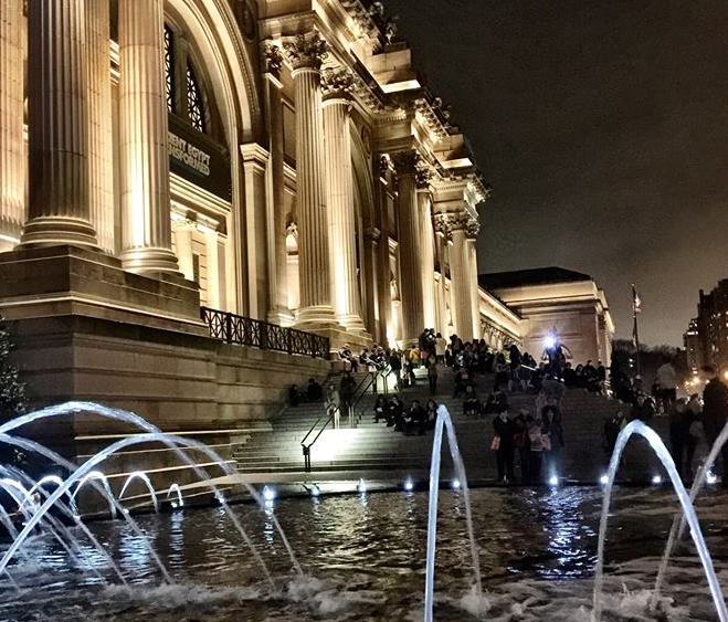Smartphone Art Walk   Metropolitan Art Museum