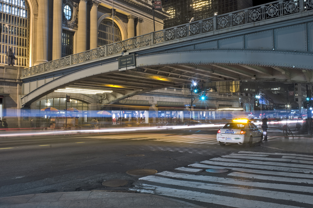 Night Photography | Grand Central Station
