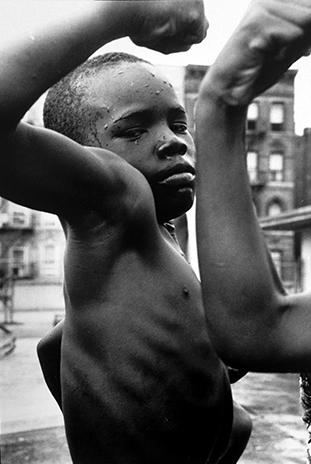 Muscle Boy, 1963