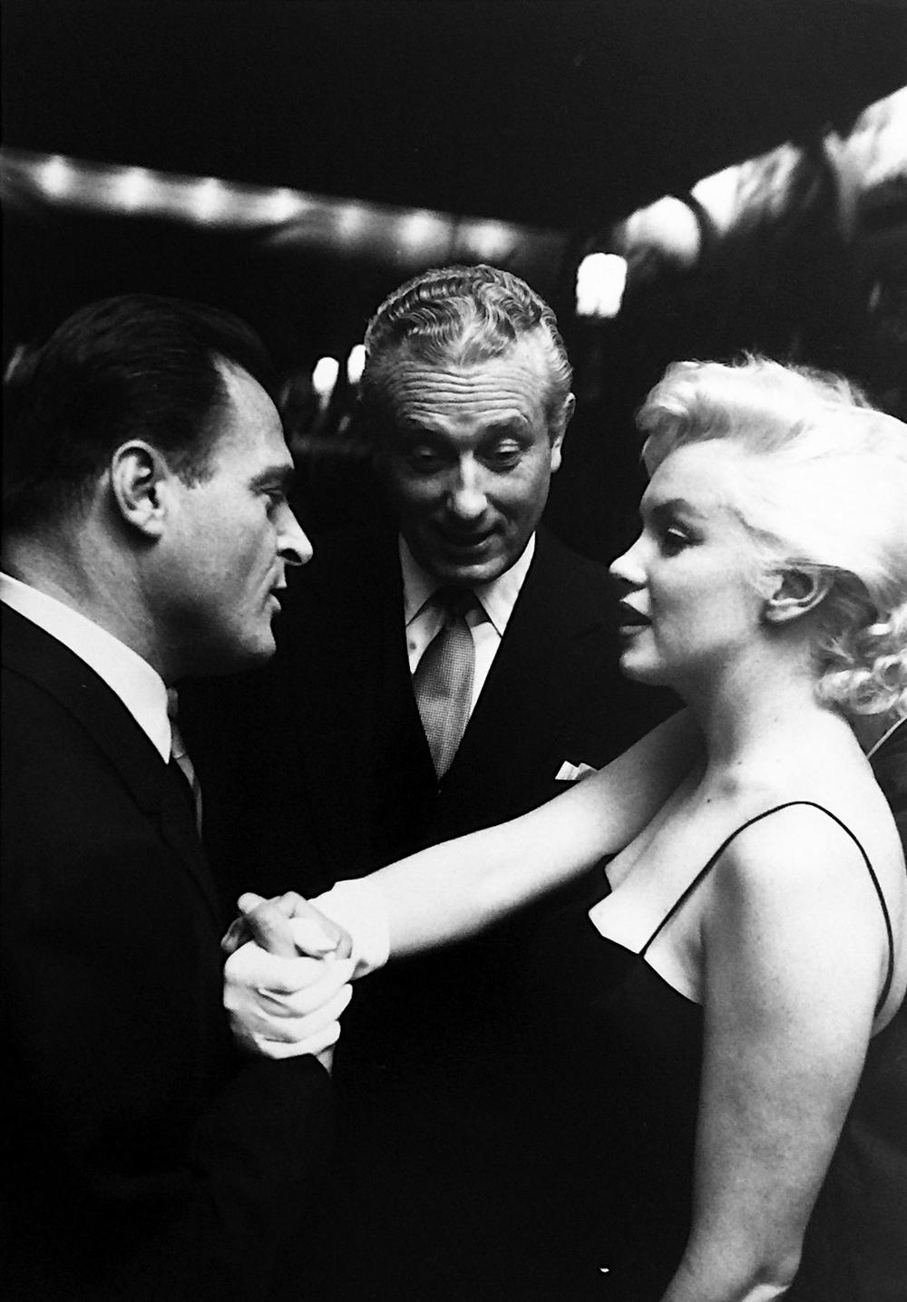 Marilyn Monroe, 1956
