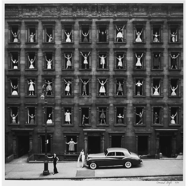 Girls in the Window
