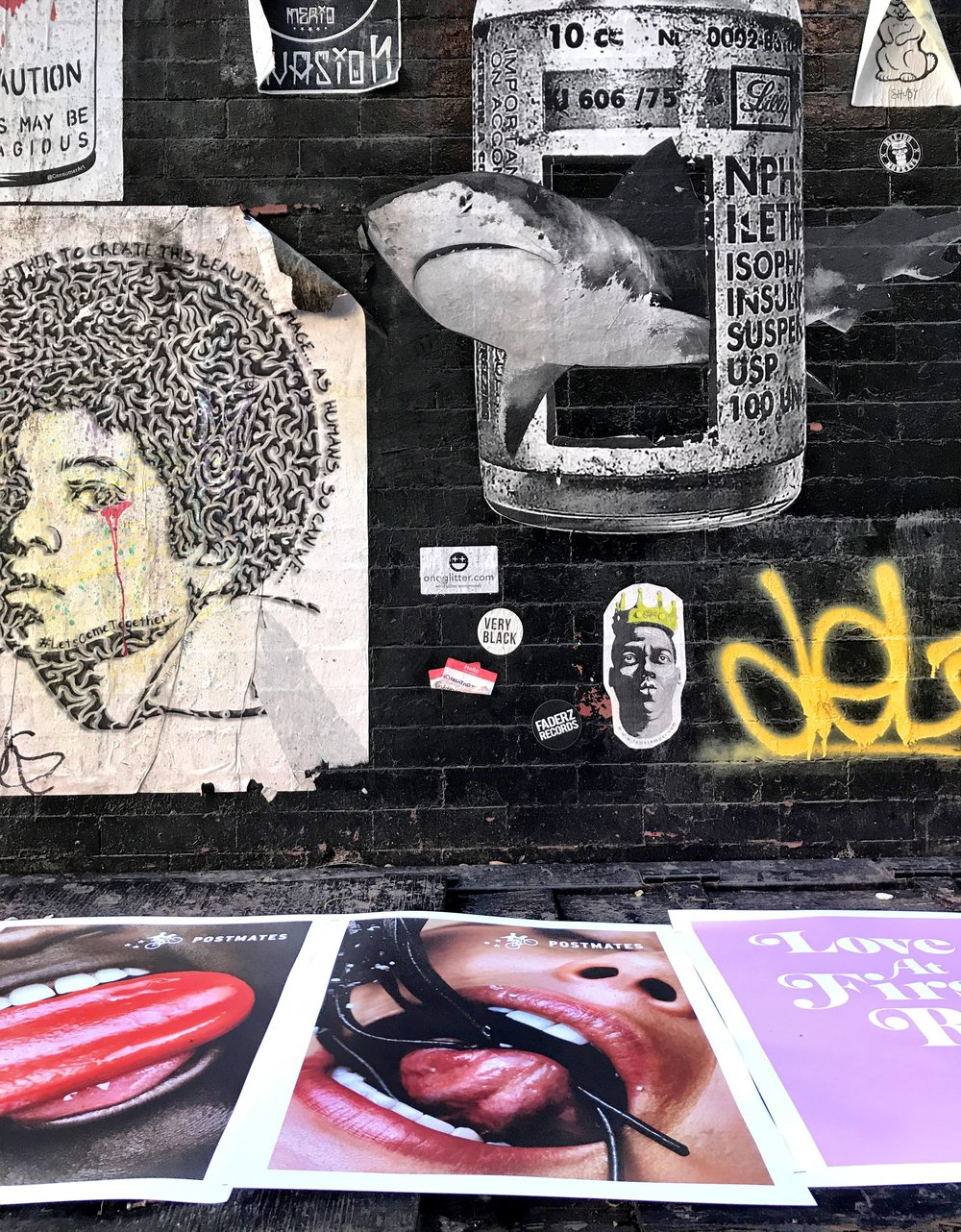 Photo Hunt | Graffiti in Chelsea
