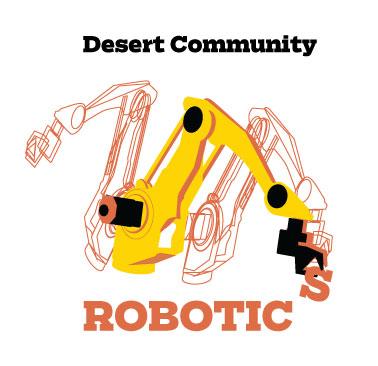 Desert Community Robotics logo