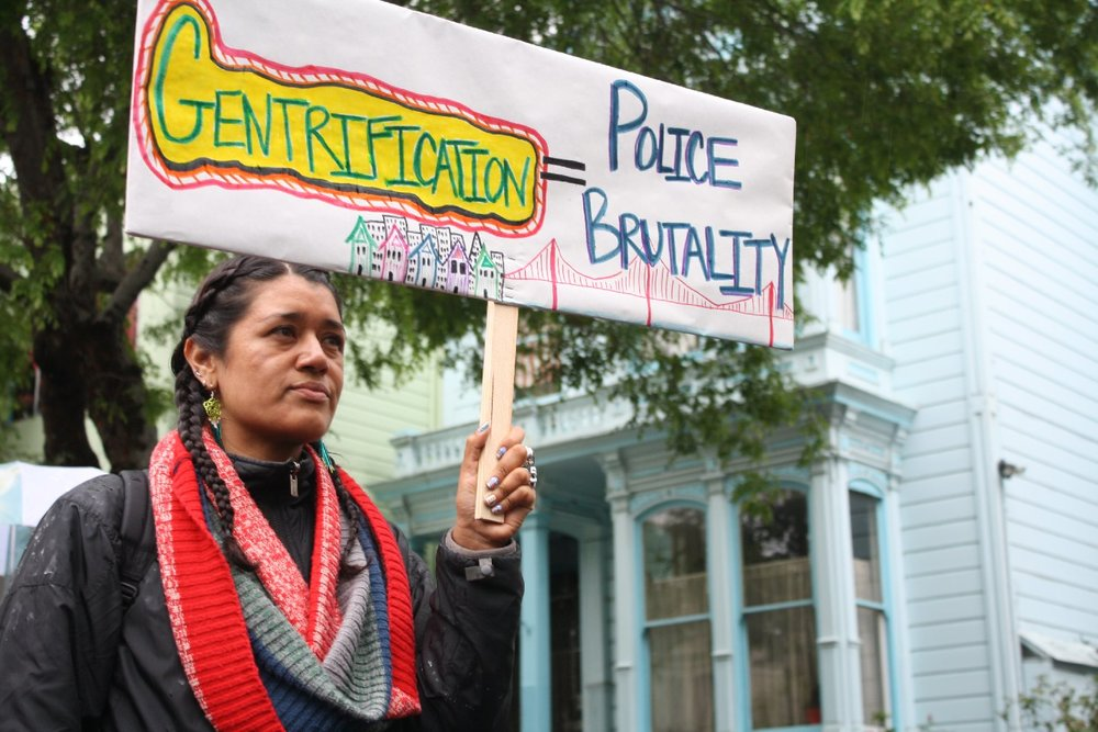 San Francisco native   Catherine Marroquin,  Image Source: Alex Emslie/KQED