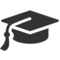 Education Icon black small.png