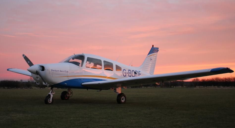 G-BODE - Sherburn Aero Club