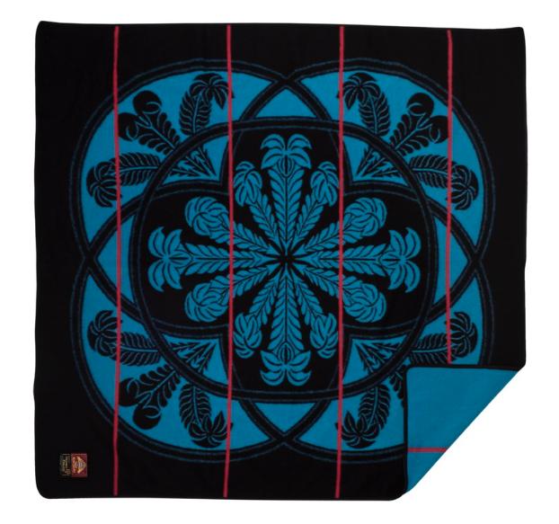 Moutain Kingdom : Basotho blanket - crest Lehlako