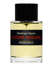 Editions de Parfums-Frederic Malle : Cologne Indelebile de Dominique Ropion