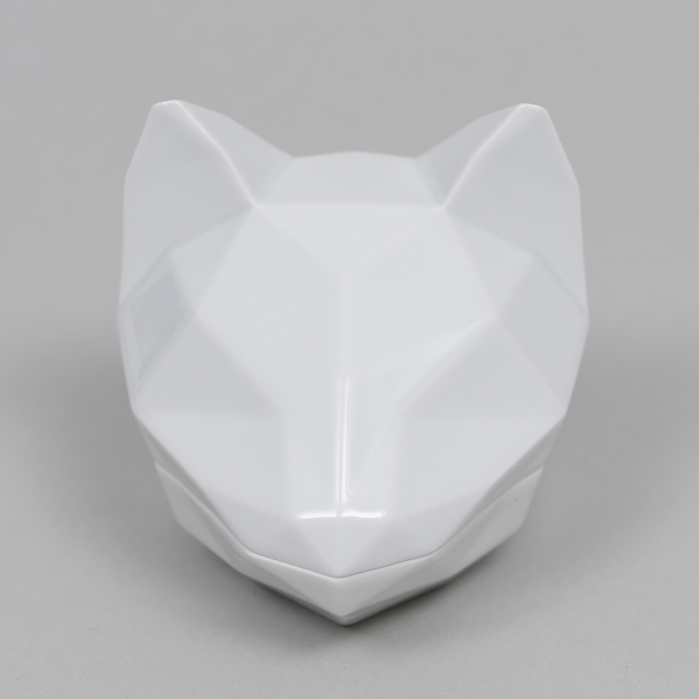 Mostlikely : CAT x AUGARTEN / porcelain box