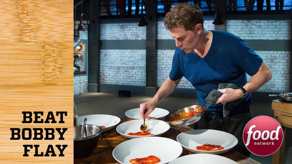 Executive Chef Kenneth Johnson on Beat Bobby Flay