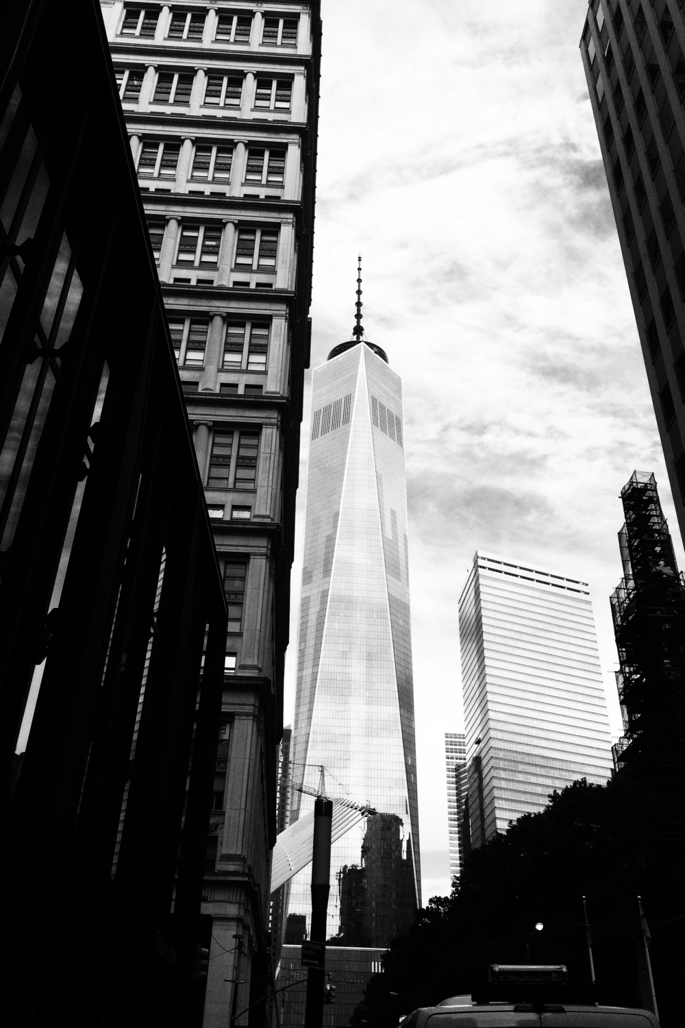 The Freedom Tower, free to photograph from many angles