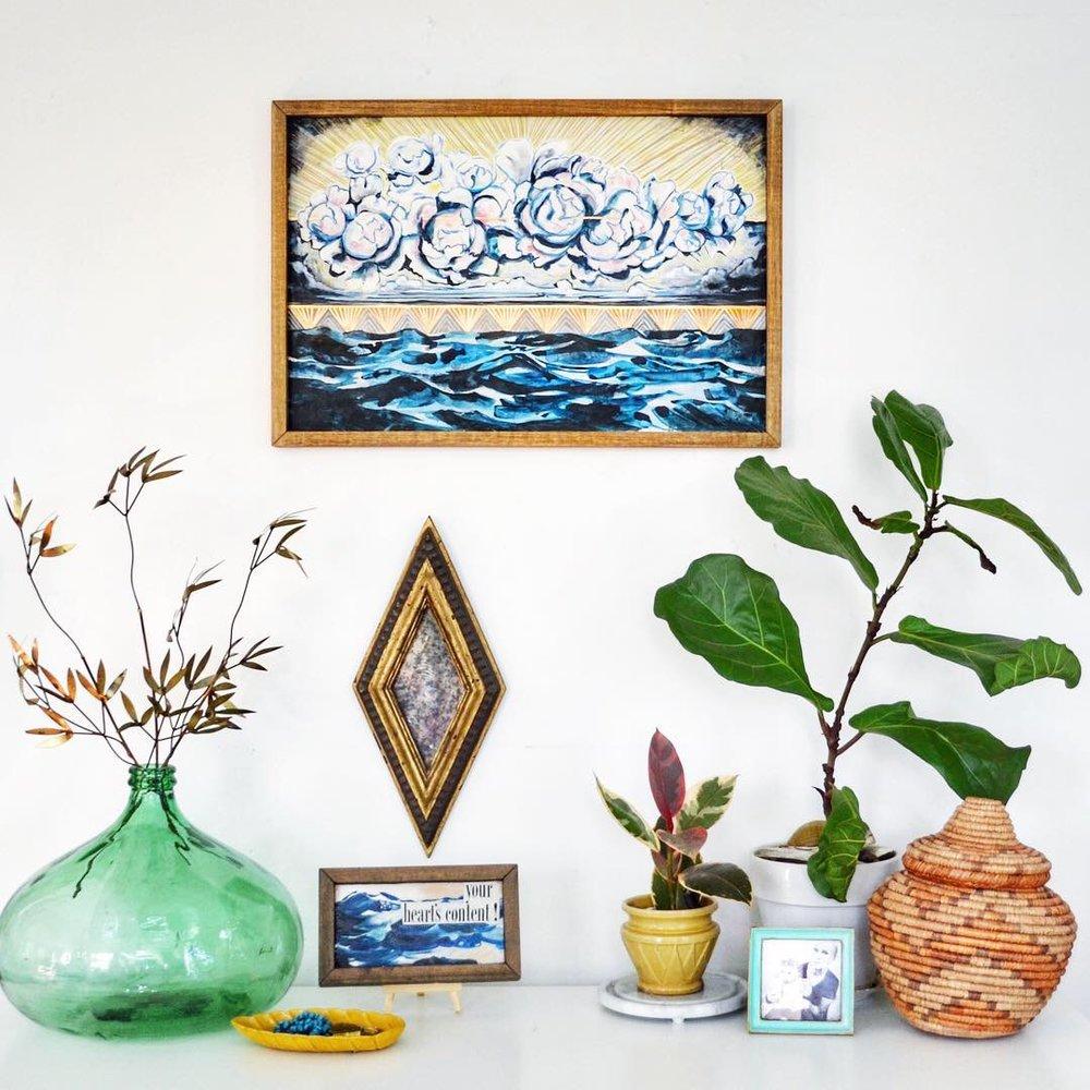 'Heavens in a Flower' $225