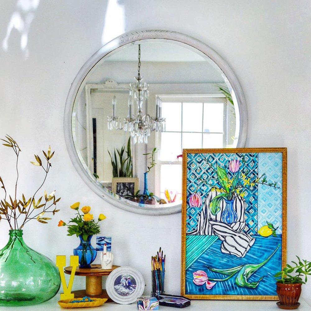 'April Still Life' $350