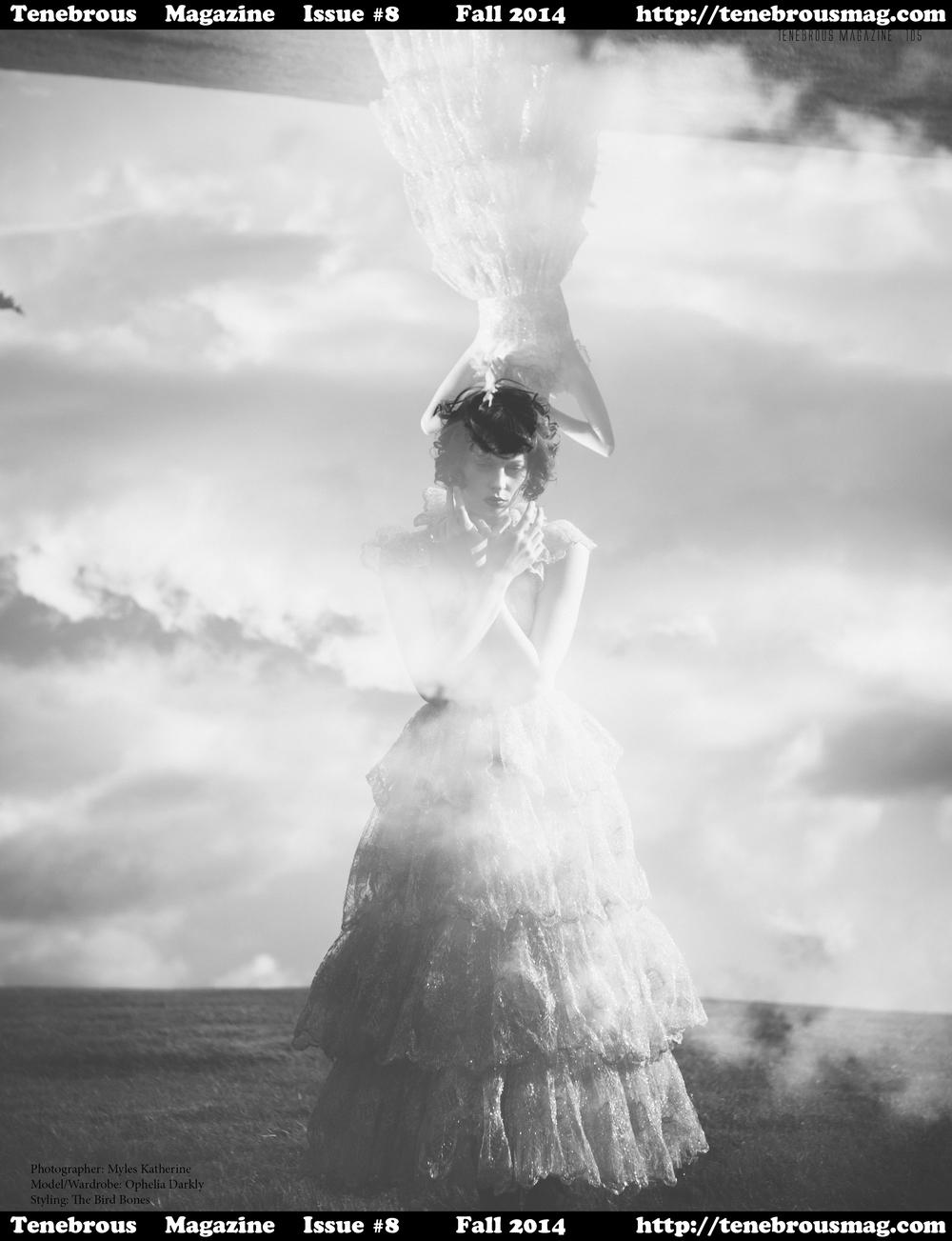 Tenebrous Magazine + Myles Katherine Photography
