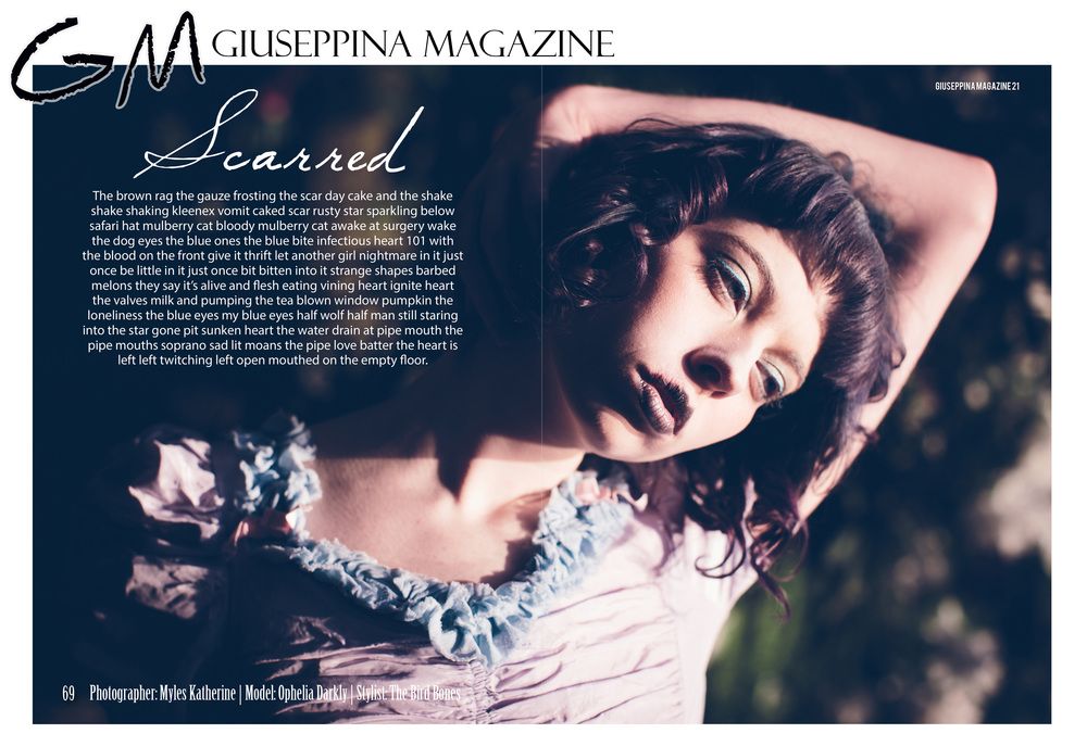 Giuseppina Magazine + Myles Katherine Photography
