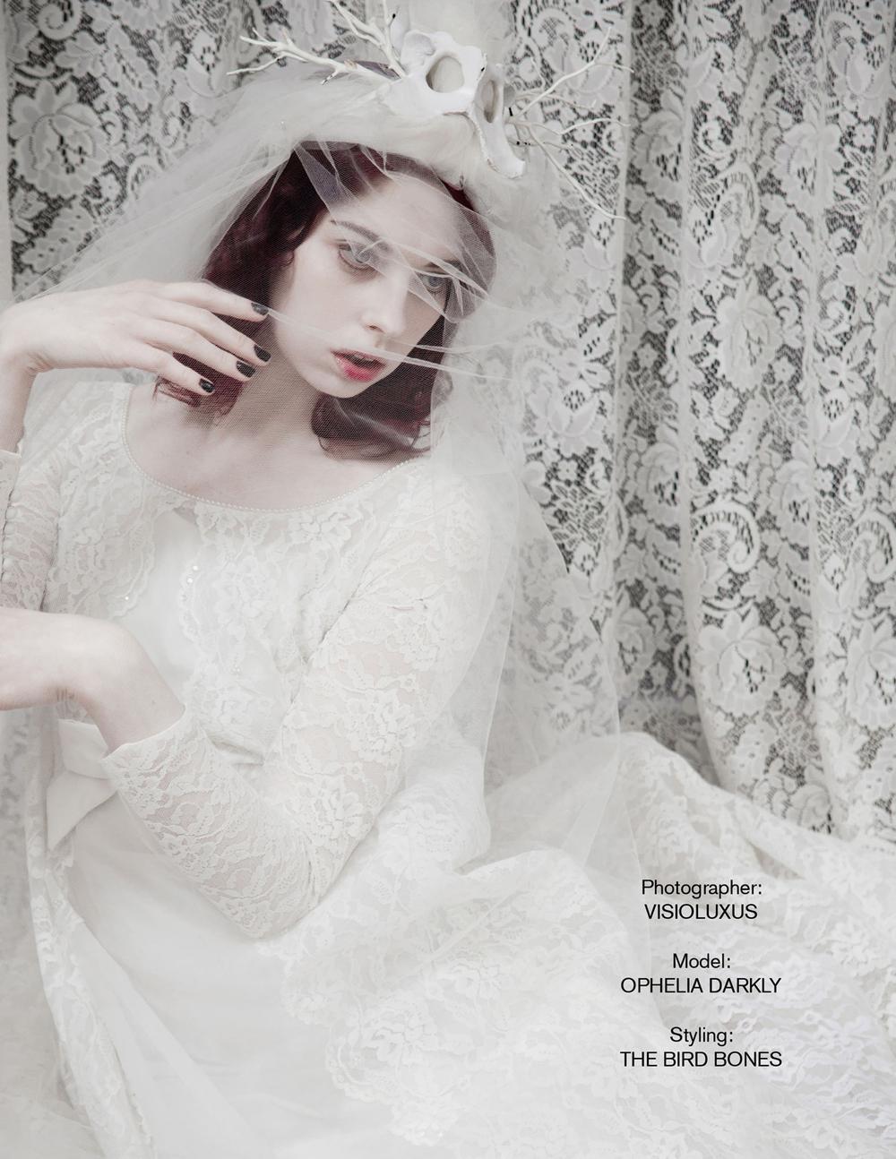 Freque Magazine + Visioluxus