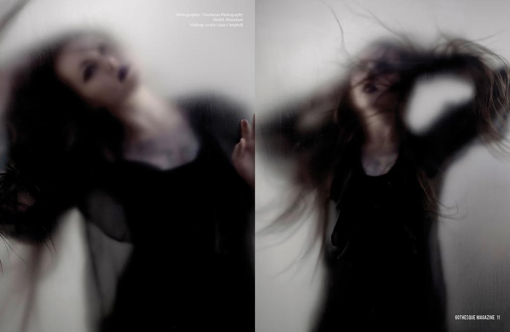Gothesque Magazine + Visioluxus