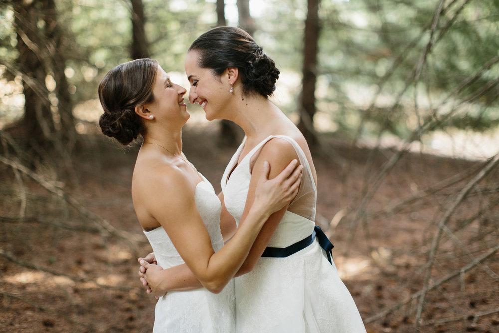 Isa and Amanda