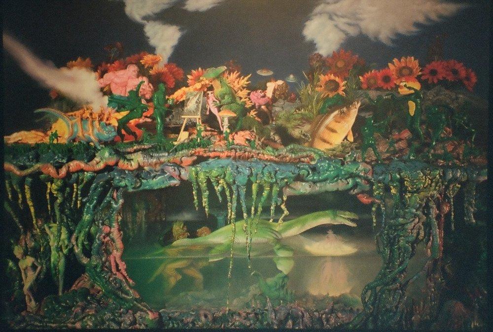 Artist Uknown, Allouche Gallery, Chelsea