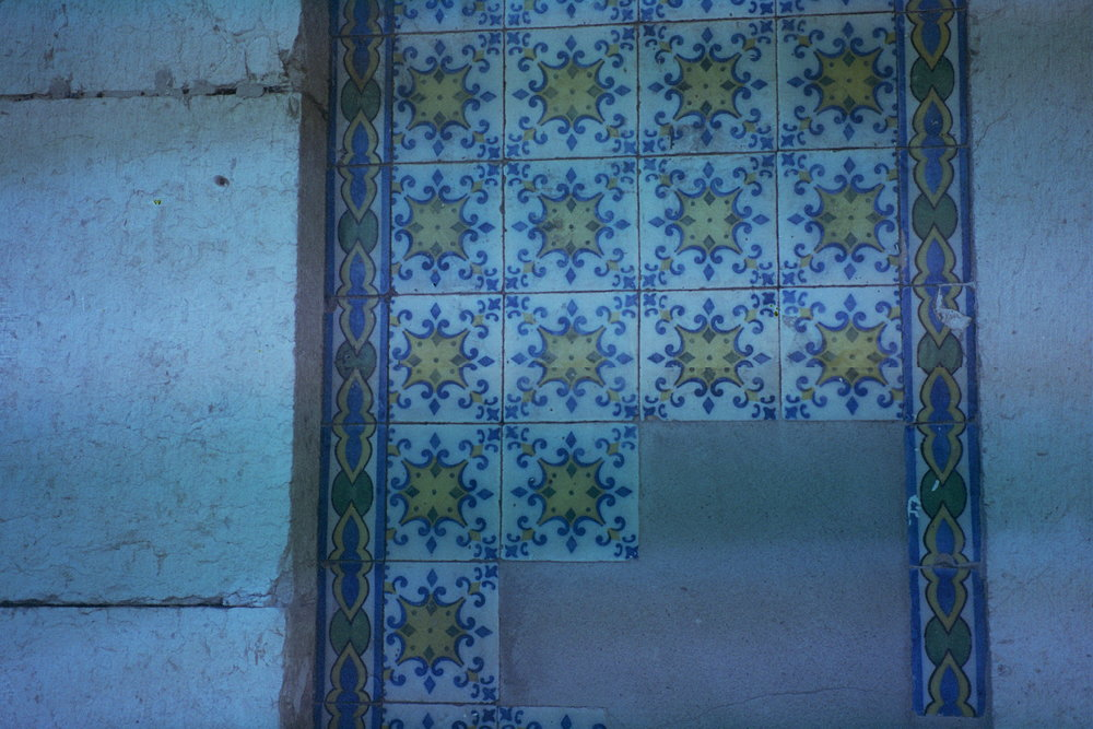 Dusty Tiles