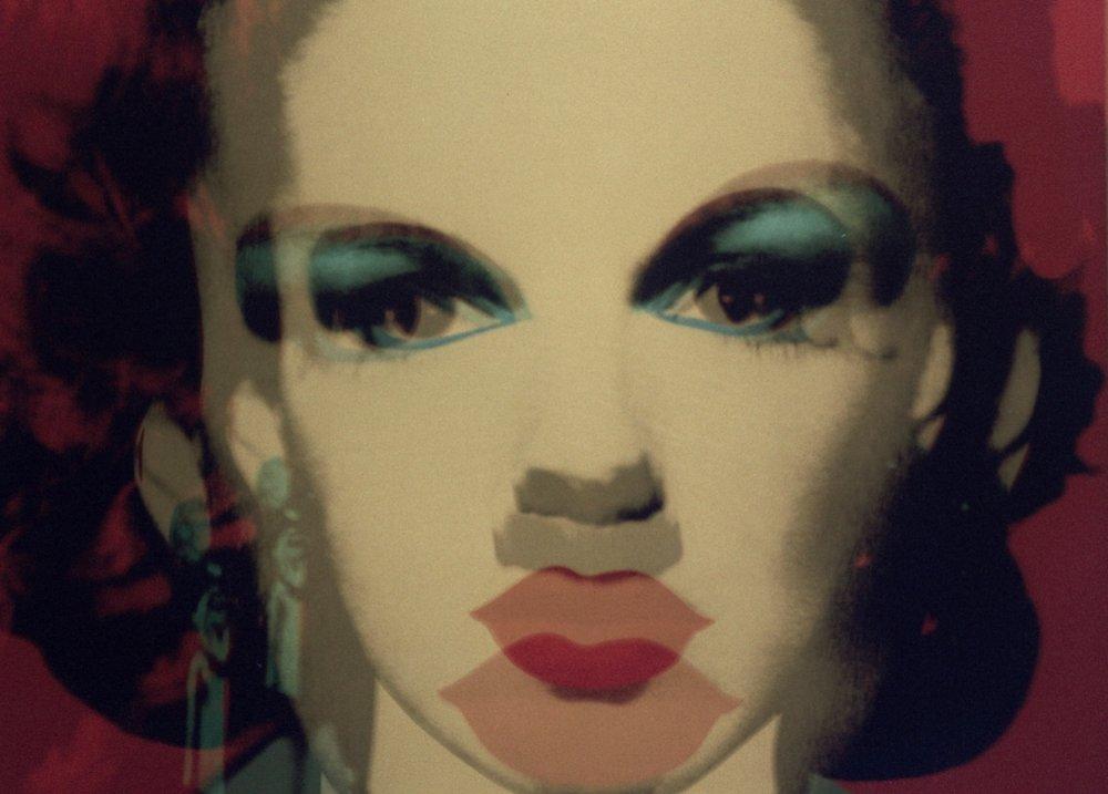 Judy Garland, Warhol 1979