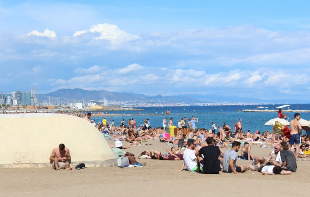 Fiesta a la playa