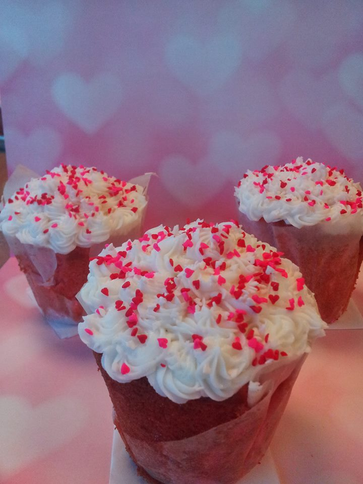 Momosa Cupcakes