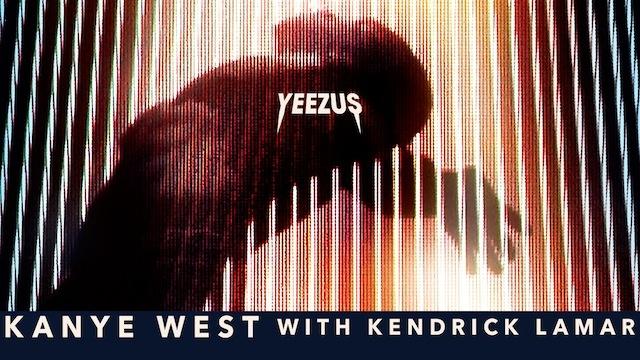 """Kendrick Lamar for Kanye's """"Yeezus Tour"""""""