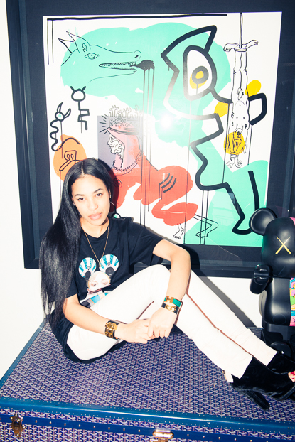 THE COVETEUR: ALEALI MAY