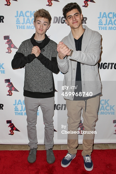 """Jack&Jack: The Movie"" premiere, Dec. 4th, 2014"