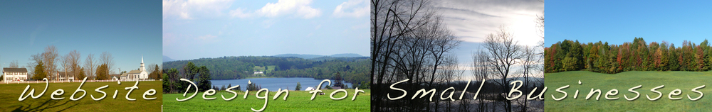 Craftsbury Vermont website design