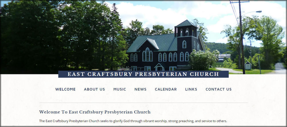 East Craftsbury Presbyterian Church