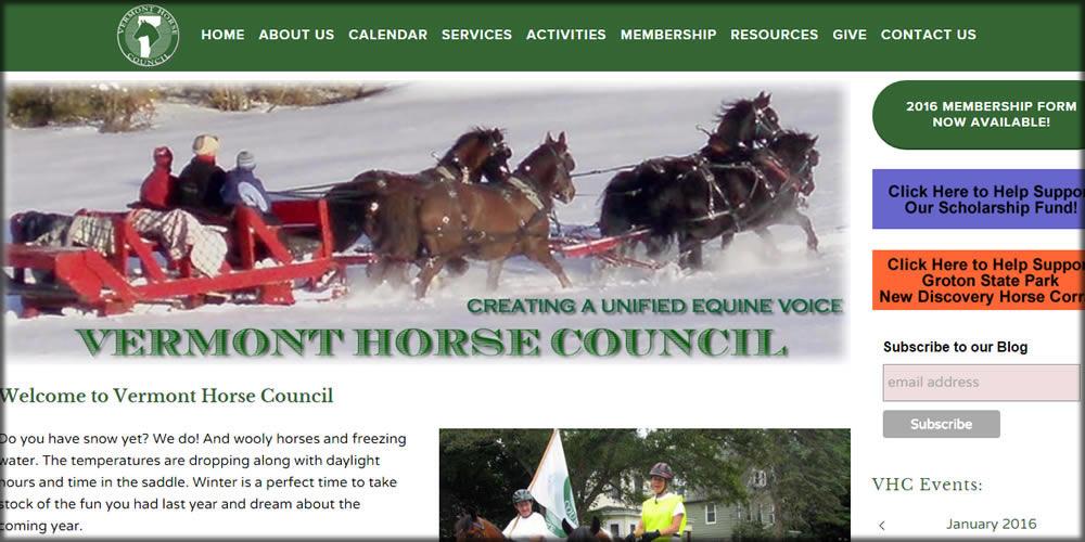 Vermont Horse Council